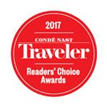 《悦游Condé Nast Traveler》 2017读者之选最佳瑞士酒店