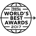 《Travel + Leisure》 2017全球 TOP 100