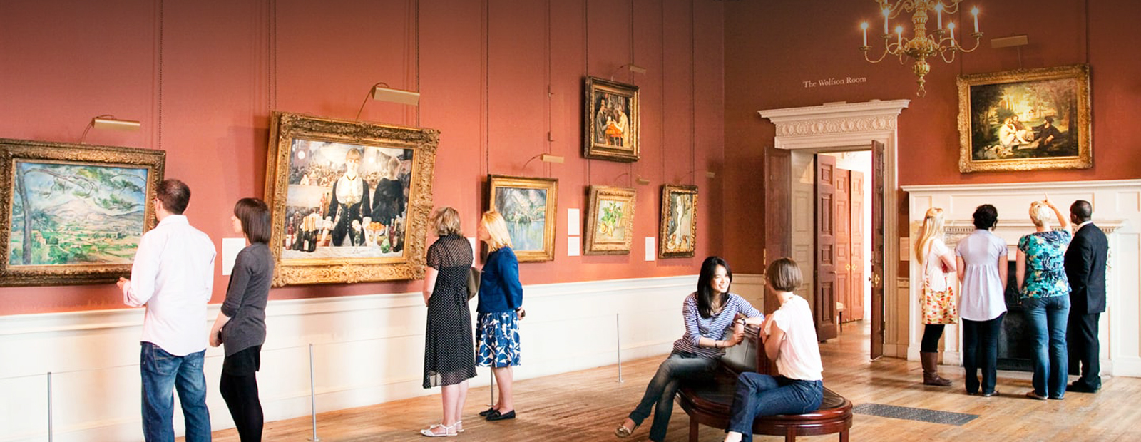 Destination Experiences London - Courtauld Gallery